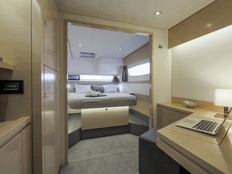 Fountaine Pajot Saba 50 price