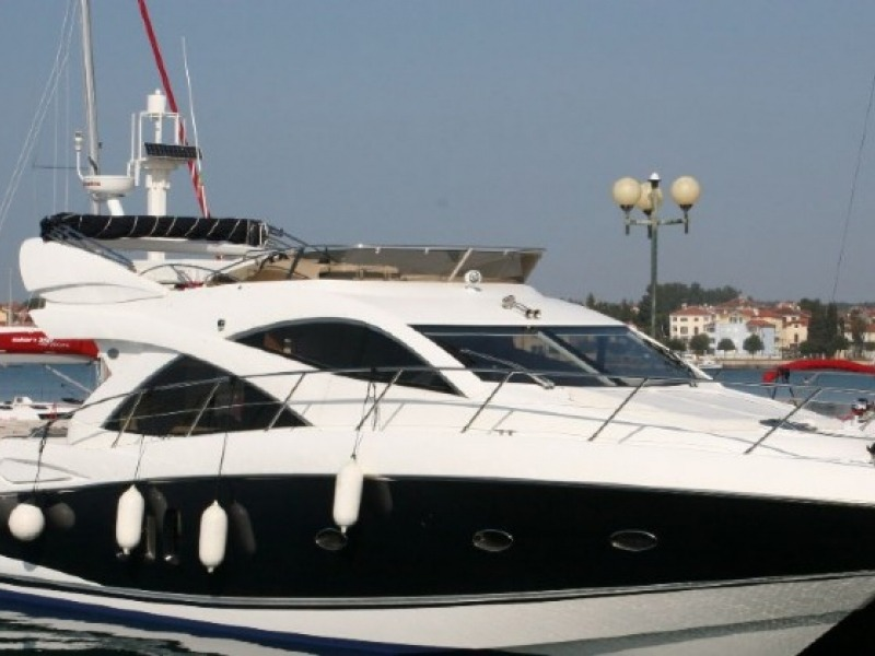 Sunseeker Manhattan 50 Charter Croazia