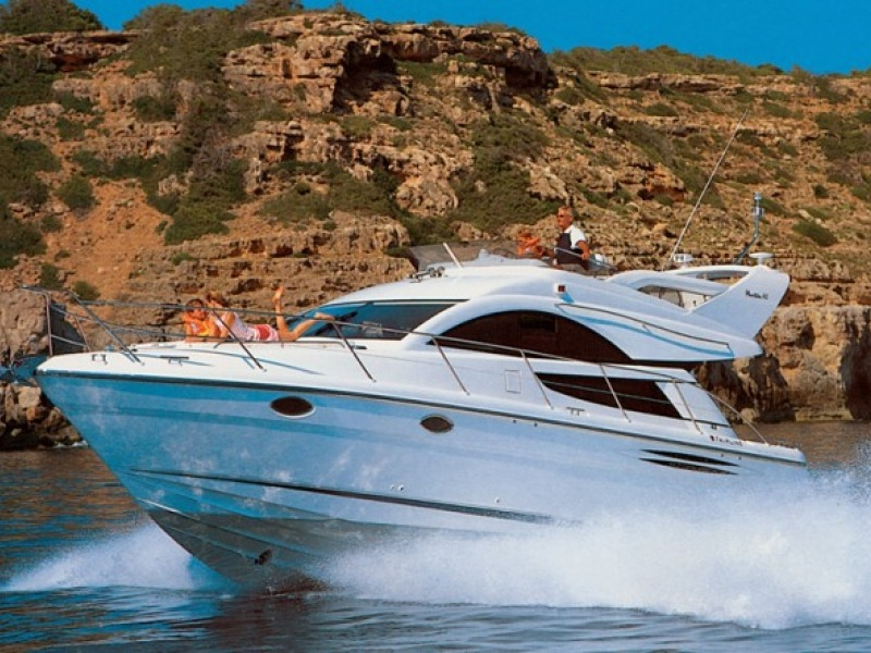 Fairline Phantom 40 Croatia