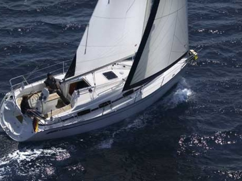 BAVARIA 30 CRUISER Sailboat Charter Croatia