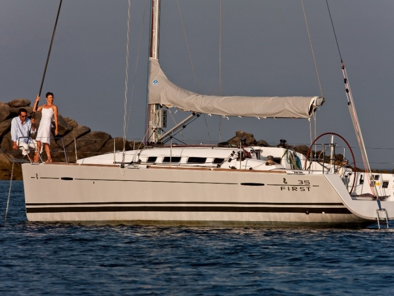BENETEAU FIRST 35 Sailboat Charter Croatia