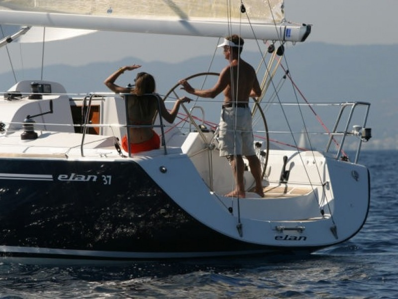 ELAN 37 Sailboat Charter Croatia