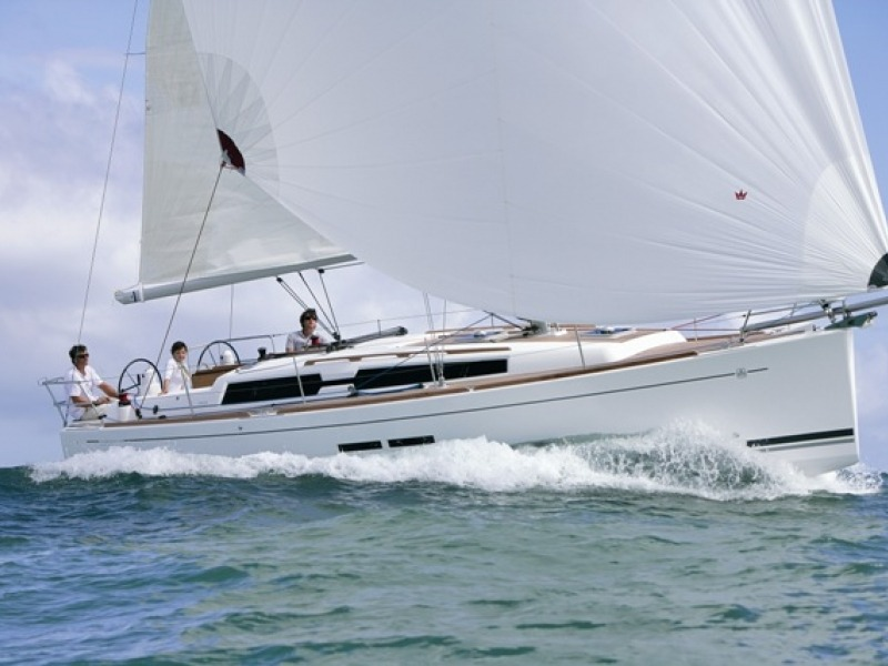 DUFOUR 375 Sailboat Charter Croatia