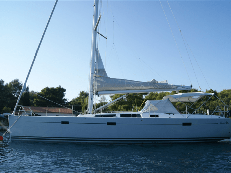 HANSE 470 Sailboat Charter Croatia