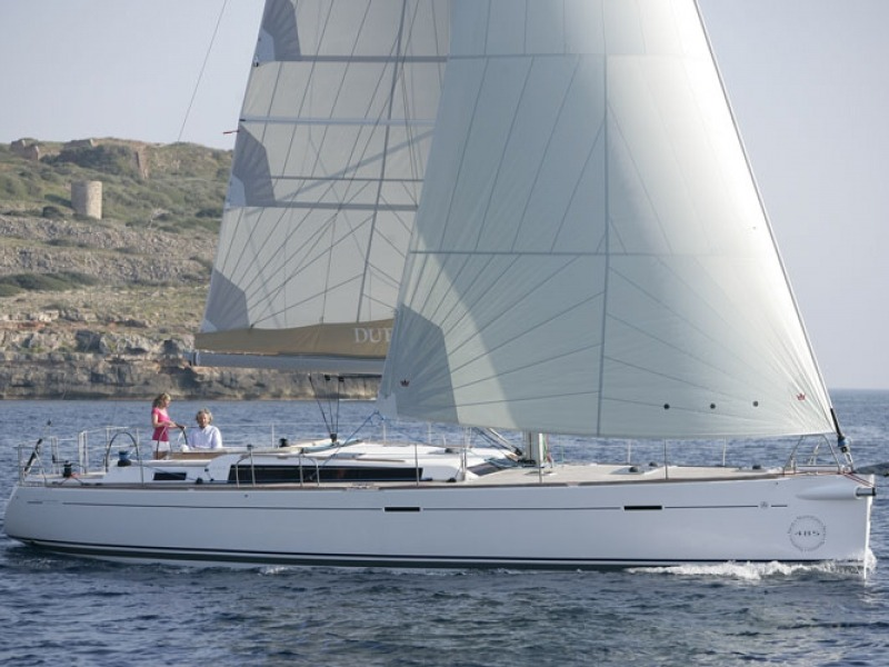 DUFOUR 485 Sailboat Charter Croatia