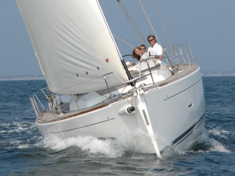 DUFOUR 445 Sailboat Charter Croatia