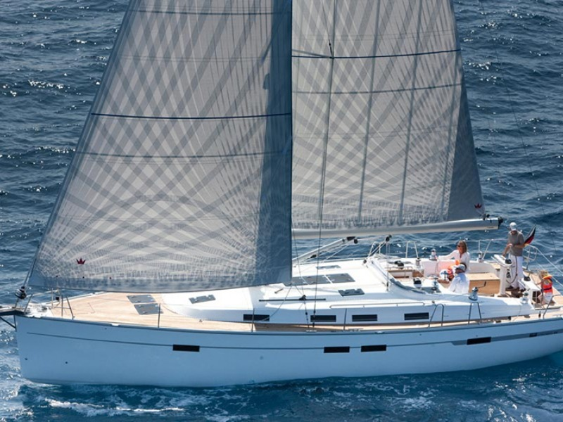 BAVARIA 45 CRUISER Sailboat Charter Croatia