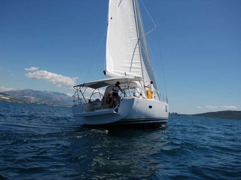 HANSE 495 Sailboat Charter Croatia