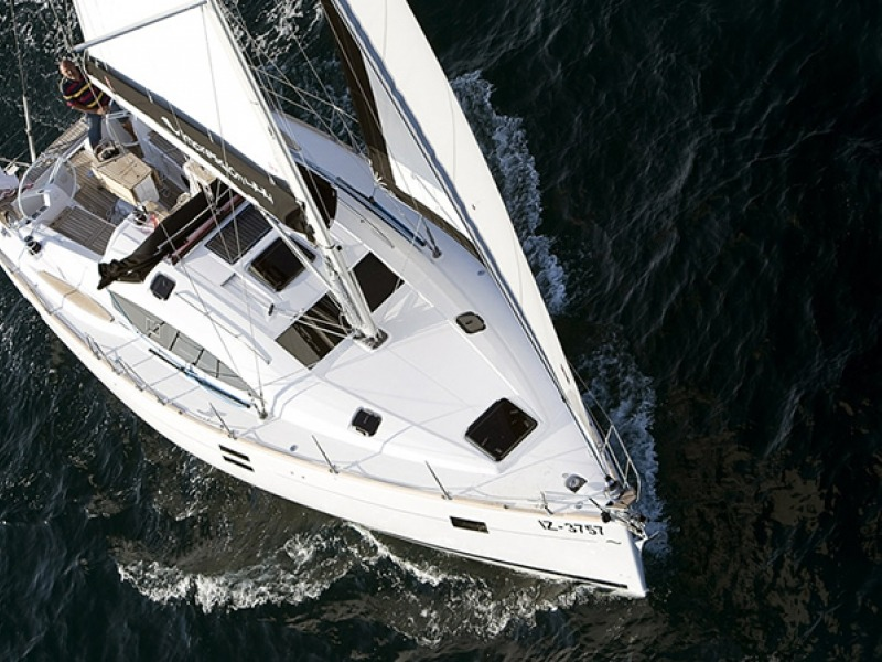 ELAN 444 IMPRESSION Sailboat Charter Croatia