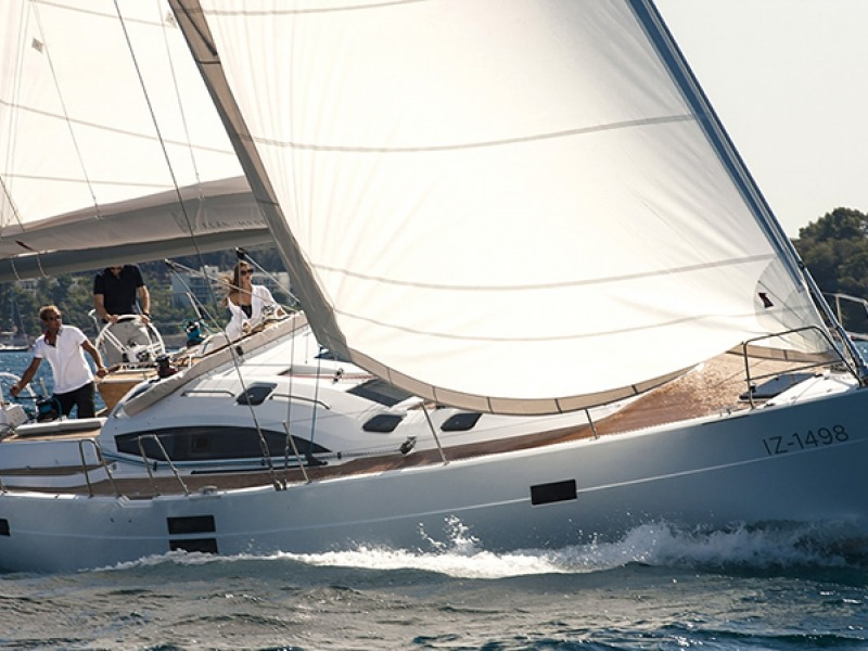 ELAN 494 IMPRESSION Sailboat Charter Croatia