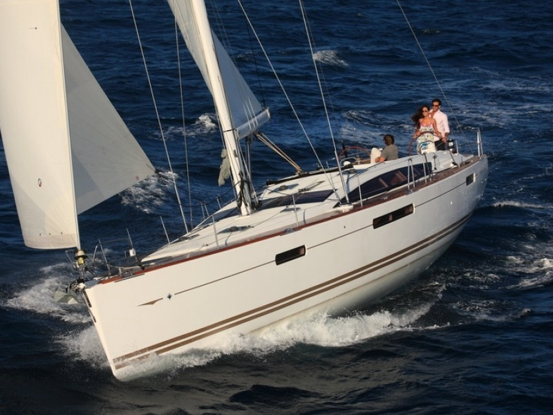 JEANNEAU 53 Sailboat Charter Croatia