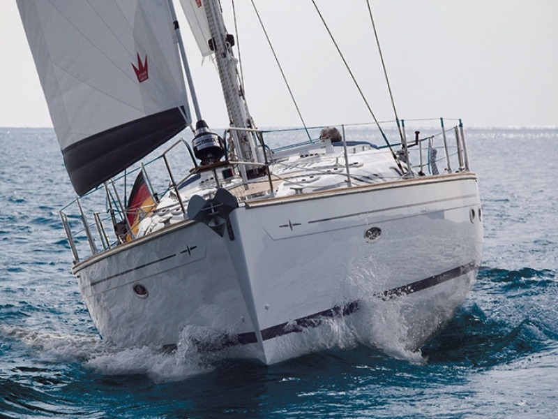 BAVARIA 51 CRUISER Sailboat Charter Croatia