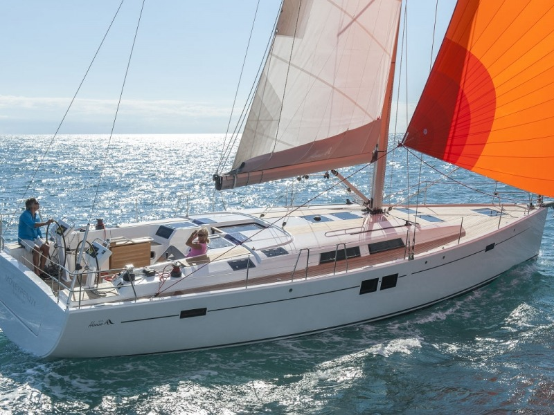 HANSE 505 Sailboat Charter Croatia