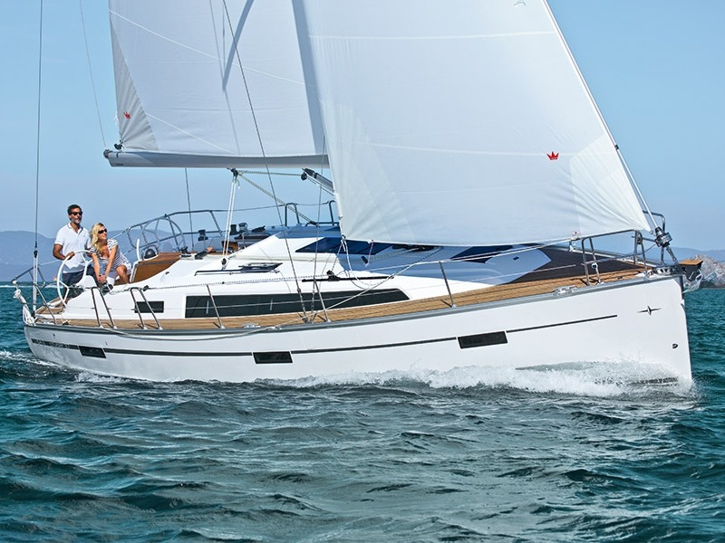 BAVARIA 37 CRUISER Sailboat Charter Croatia