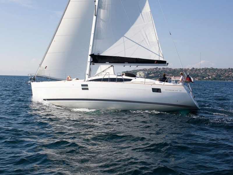 ELAN 40 IMPRESSION Sailboat Charter Croatia
