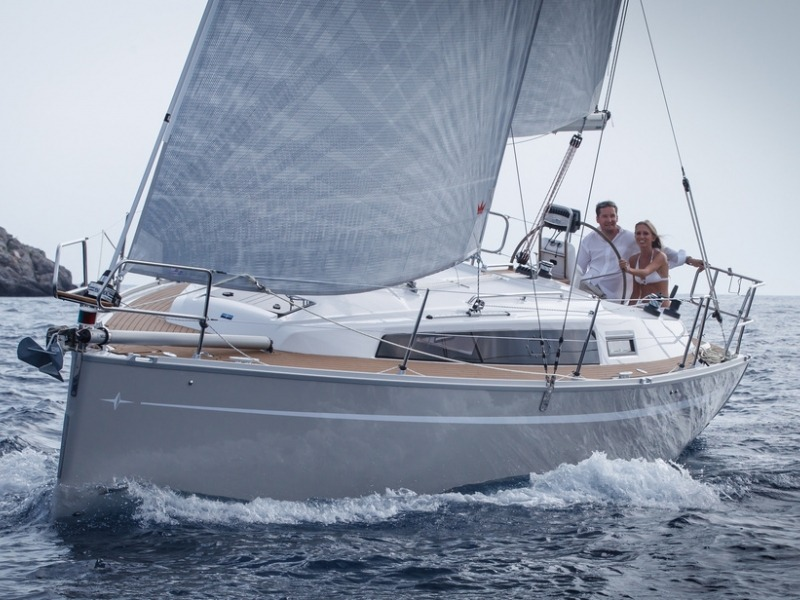 BAVARIA EASY 9.7 Sailboat Charter Croatia