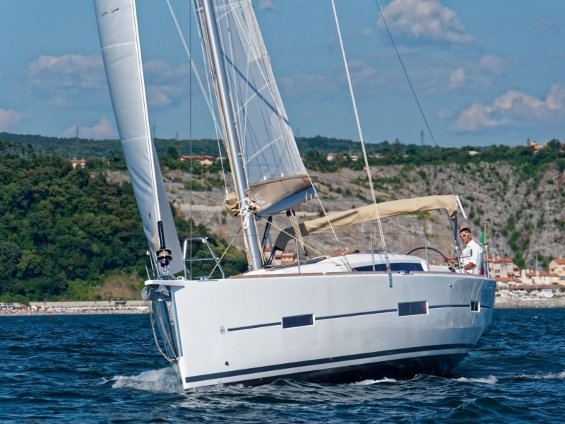 DUFOUR 412 Grand Large Sailboat Charter Croatia