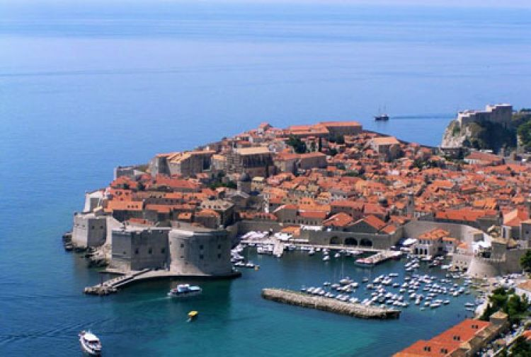 Route south Adriatic sea - 1 week sailing itinerary
