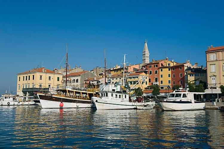 Route north Adriatic sea - 1 week sailing itinerary