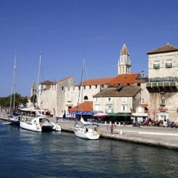 Routes on the middle Adriatic sea - 1 week sailing itinerary