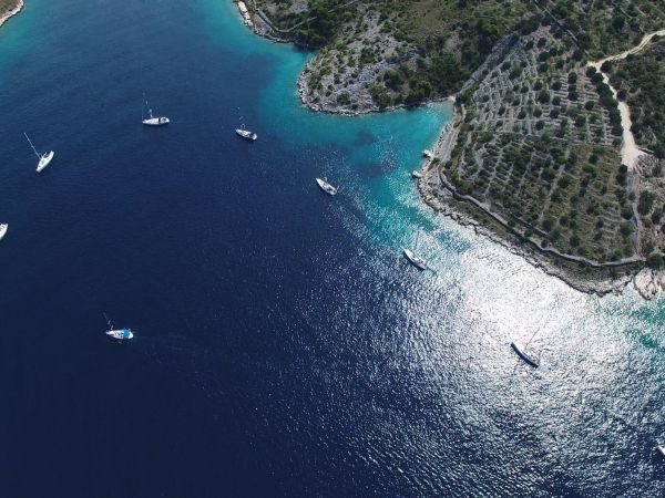 When is the best time to come for yachting holidays in Croatia?