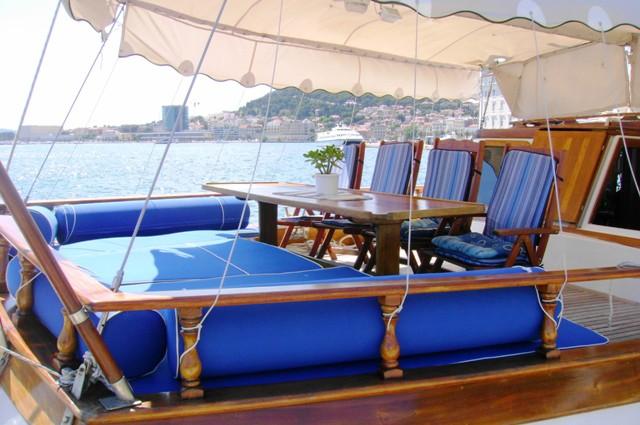 Gulet Hera Charter Hrvatska