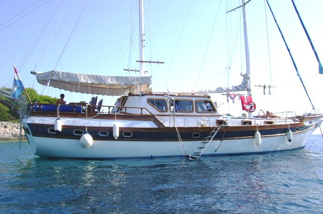 Gulet Hera Charter Kroatien