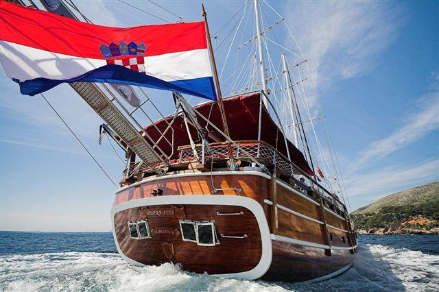 Gulet Nostra Vita Charter Kroatien