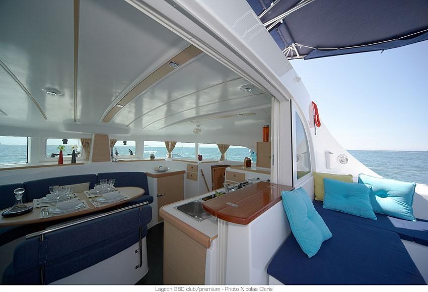 Lagoon 380 Charter Kroatien