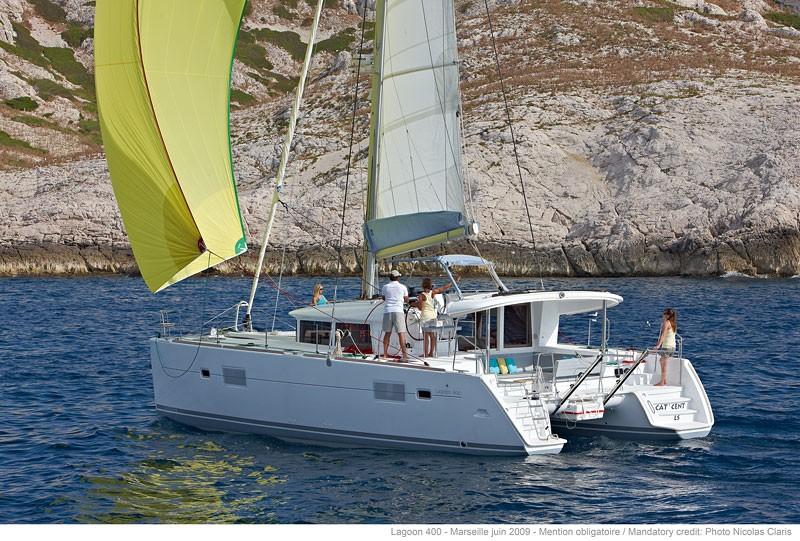 Lagoon 400 Charter Kroatien