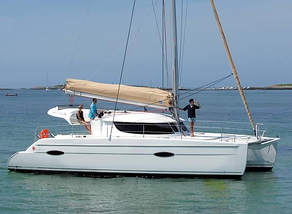 Lipari 41 Charter Kroatien