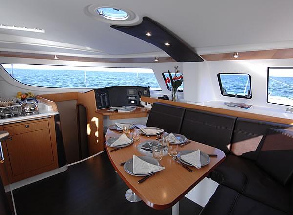 Lipari 41 Charter Croazia