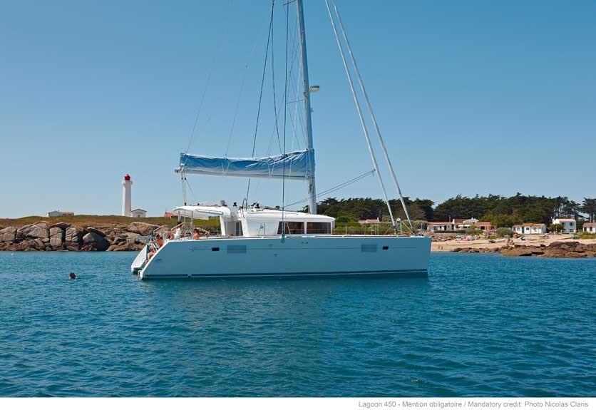 Lagoon 450  Charter Croazia