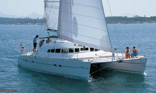 Lagoon 470 Charter Croatia