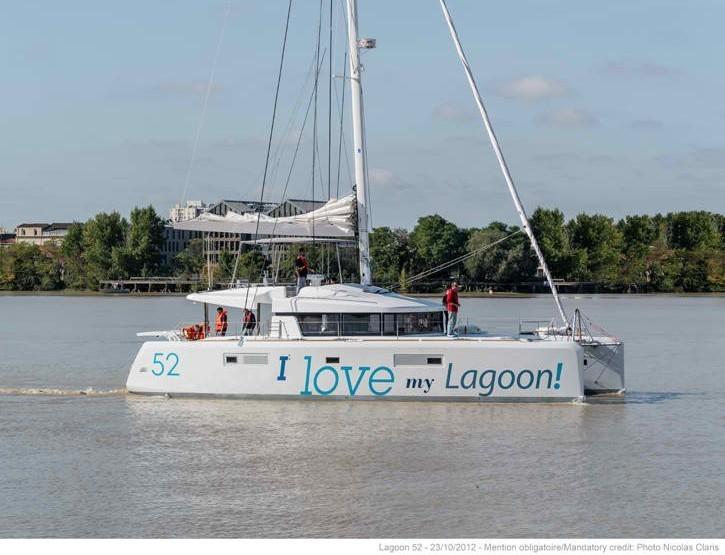 Lagoon 52 Charter Hrvatska