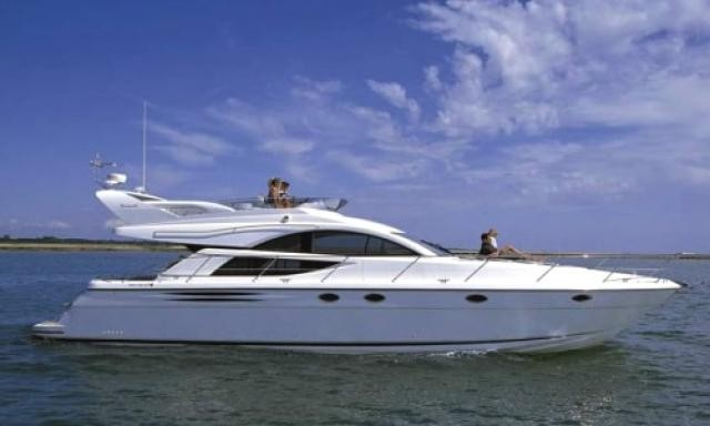 Fairline Phantom 50 Charter Croazia
