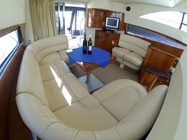 Fairline Phantom 40 Kroatien