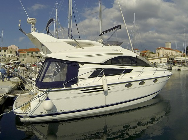 Fairline Phantom 40 mieten
