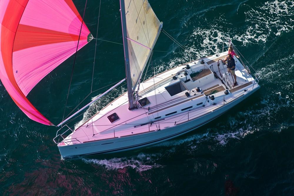 Beneteau First 35 charter Croatia