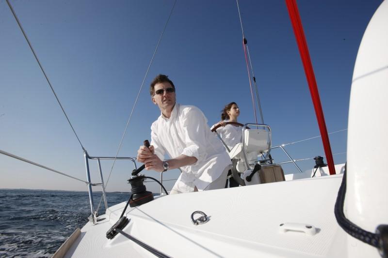 Sun Odyssey 33I charter Croatia