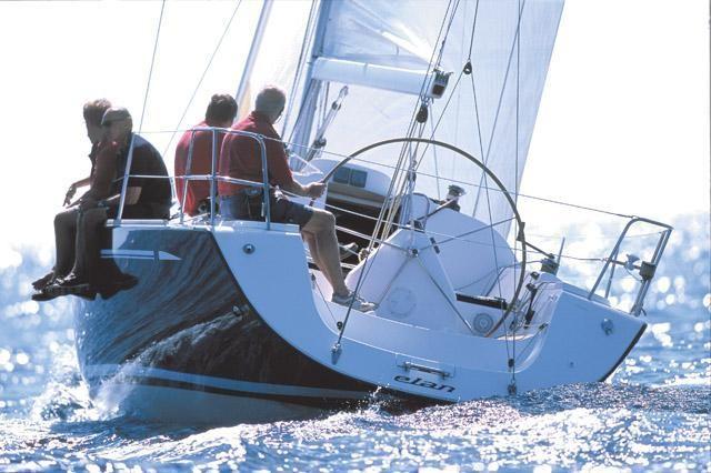 Elan 37 charter Croazia