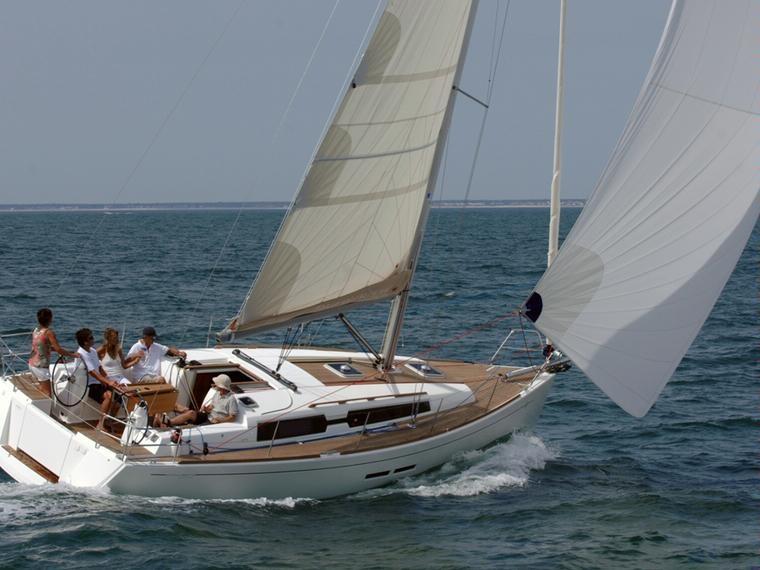 Dufour 375 charter Croatia