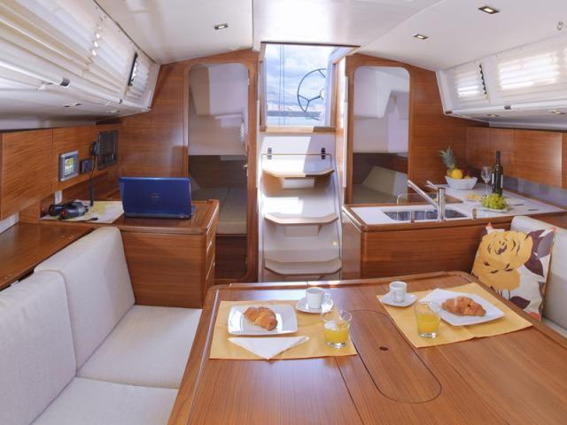 Salona 38 charter Kroatien