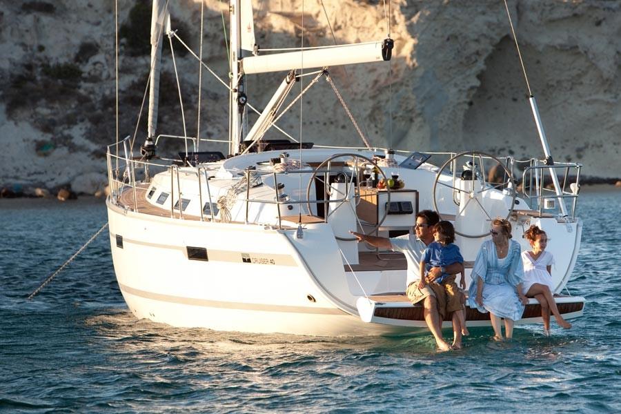 Bavaria 40 Cruiser charter Kroatien