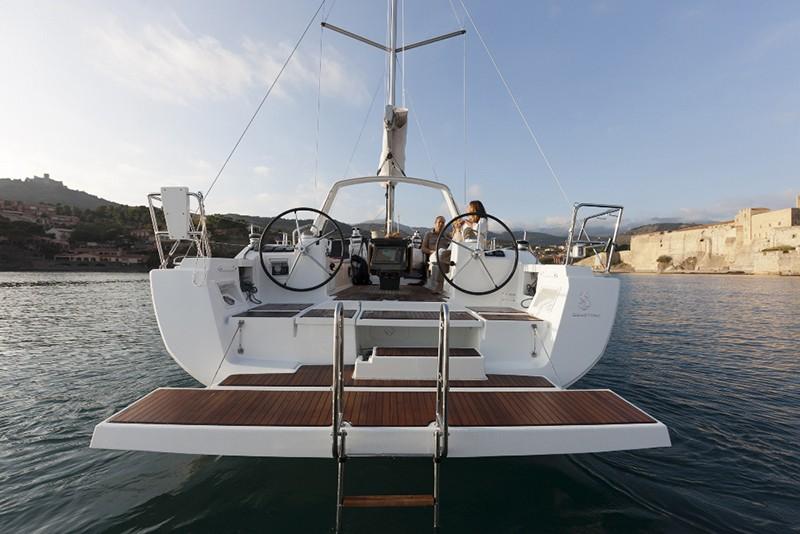 Beneteau Oceanis 41 charter Croazia