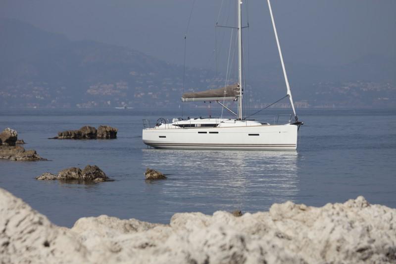Sun Odyssey 409 charter Croazia