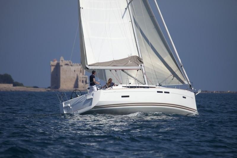 Sun Odyssey 409 charter Kroatien