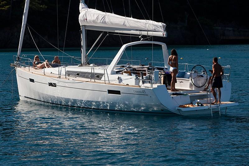 Beneteau Oceanis 45 Charter Croazia