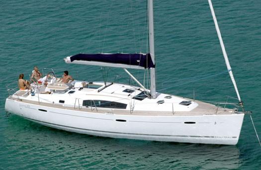 Beneteau Oceanis 43 Charter Croazia