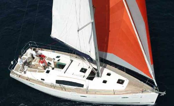 Beneteau Oceanis 43 Charter Kroatien